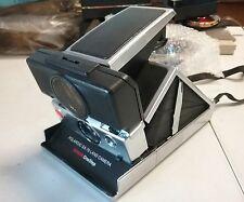 Polaroid SX-70 Land Camera Sonar OneStep W/2352 Tripod adapter Kickstand