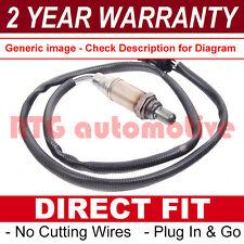 Para Renault Clio III Mk3 2.0 197 Sport Trasero 4 Cable Directo Lambda sensor de oxígeno