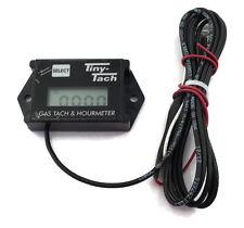 Digital Hour Meter / Tachometer for Lawn & Garden Tractors, Mowers & Zero Turns!