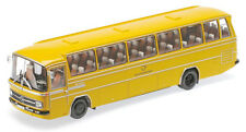 "MERCEDES-BENZ O 302 bus 1965 ""Deutsche Bundespost"" 1:43 Minichamps 439035191"