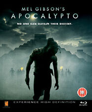 APOCALYPTO (Mel Gibson movie) - BLU-RAY - REGION B UK