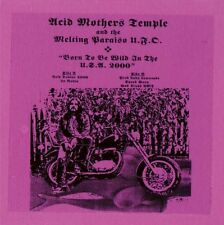 Acid Mothers Temple - Born to Be Wild in the USA 2000 [New CD]