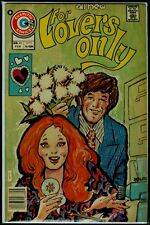 Charlton Comics FOR LOVERS ONLY #83 VG/FN 5.0