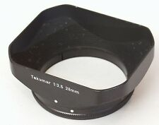 Pentax Original 51mm Clamp Fitt Metal Lens Hood for Takumar 28mm f/3.5