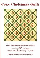 Cozy Christmas ~ Quilt Quilting Pattern ~ by Jan Wildman