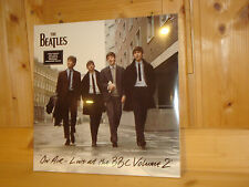 THE BEATLES On Air Live at the BBC Vol.2 APPLE UNIVERSAL 3x 180g LP 2013 SEALED