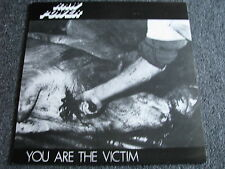 Raw Power-You are the Victim LP-2003 Italy-Punk-Hardcore-RONO17-Complete Control