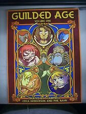 Guilded Age Volume One by T Campbell (2011, Paperback)
