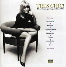Various Artists - Tres Chic: More French Singers of the 1960's / Various [New CD