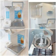 Cuisinart Ice Mix It In Soft Serve 1-1/2 Quart Ice Cream Maker 45 Yogurt Sherbet
