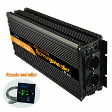 7000W 3500 Watt Pure Sine Wave Power Inverter Converter DC 12V to AC 240V