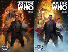 DR WHO 1 9TH NINTH DOCTOR RARE BUY ME COVER A & B SET OF 2 VARIANT NM