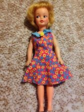 Ideal Tammy Family Pepper Doll Tammy's Little Sister 1963 G-9-w-2