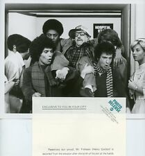 ROBERT HEGYES RON PALILLO HENRY CORDON WELCOME BACK KOTTER 1979 ABC TV PHOTO