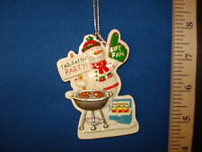 Football Ornament Tailgating Party 48173 186