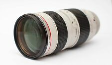 Canon 70-200mm F/2.8 Lens