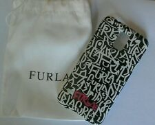 Furla Graffiti Samsung S5 Rigid Case BN in Drawstring Bag RRP £219