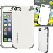 PureGear Apple iPhone 5 5S SE Dualtek Extreme Impact Rugged Case Cover White