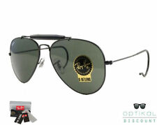 Ray Ban RB 3030 L9500 58 Outdoorsman‎ occhiali da sole aviator sunglasses