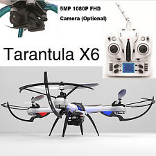RC Quadcopter YZ X6 IOC 2.4G 4CH Drone With 2MP HD Camera 1200mah Long Time Fly