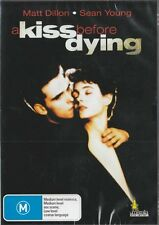 A KISS BEFORE DYING - MATT DILLON & SEAN YOUNG - NEW & SEALED DVD