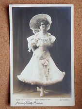 R&L Postcard: Miss Gabrielle Ray, Rotary 470 N, Edwardian Fashion Dress