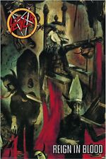 ~~ SLAYER REIGN IN BLOOD POSTER ~ 24X36 ~~