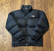 The North Face Down Jacket Mens Small 700 Nuptse Puffer Black Warm Winter