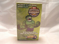 MARVEL SUPER HERO SQUAD HULK STARTER/PRECONSTRUCTED DECK