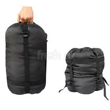 Large Outdoor Camping Hiking Sleeping Compression Stuff Sack Bag Portable Travel
