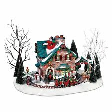 Department 56 Christmas Lane Santa's Wonderland House 56.55359