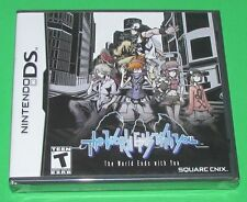 The World Ends With You Nintendo DS Factory Sealed