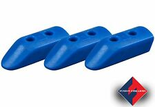 1911 Magazine Pad 3 Pack for Colt Style Magazines - Blue