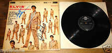 ELVIS PRESLEY GOLDEN RECORDS SCOTTY MOORE & DJ SIGNED LP UACC REGISTERED DEALER