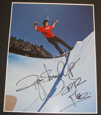 RYAN SHECKLER Signed 11x14 Photo X Games Skateboarding Gold Medal   Autographed