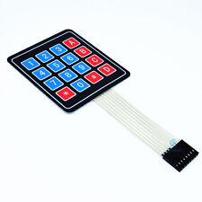 Adeept 16 Key Membrane Switch Keypad Keyboard 4 x 4 4X4 4*4 Matrix Array Arduino
