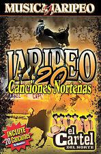Jaripeo 20 Canciones Nortenas DVD***NEW***