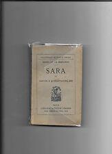 Sara ou l'amour à quarante-cinq ans - Restif de la bretonne