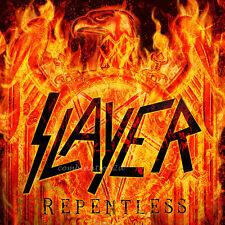 Slayer Sticker Rock Band Metal Music Logo Car Bumper Death Vinyl Decal Thrash 10