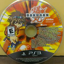 BAKUGAN BATTLE BRAWLERS (PS3) USED AND REFURBISHED (DISC ONLY) #10894