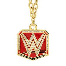 WWE WOMEN'S CHAMPIONSHIP PENDANT NEW