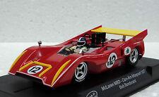 Slot it McLaren M8D Can-Am Mosport 1971 #12 1/32 Slot Car SICA26D