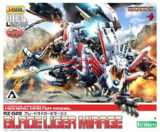 Zoids HMM 003 Limited: Blade Liger Mirage RZ-028 Model Kit