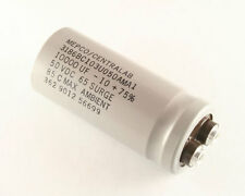 1x 10000uF 50V Large Can Electrolytic Capacitor 10000mfd DC 85C 50VDC 50 Volts