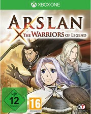 Microsoft XBOX - One XBOne Spiel * Arslan: The Warriors of Legend ****NEU*NEW*55