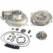▄▀▄▀ FORD Powerstroke 7.3L TP38 Turbo 66/88mm Cast Compressor wheel upgrade Kit