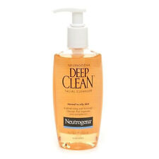 Neutrogena Deep Clean Facial Cleanser, For Normal to Oily Skin 6.7 fl oz