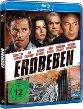 ERDBEBEN (Charlton Heston, Ava Gardner) Blu-ray Disc NEU+OVP