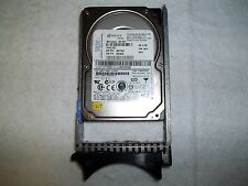 "IBM eServer 36.4GB 10K 2.5"" SAS Hard Drive With Tray 40K1051 26K5849 39R7364"