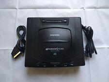 Rare Sega Saturn Samsung Console South Korean Model w/ HD RGB 1080p Scart Cable